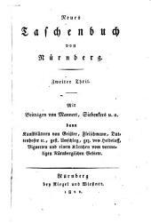 Neues Taschenbuch von Nürnberg