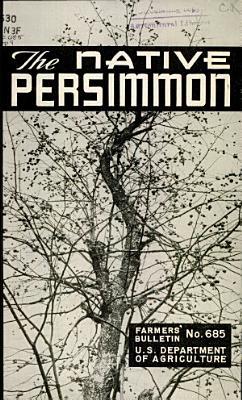 The Native Persimmon PDF