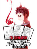 Deadman Wonderland Coloring Book