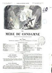 La mère du condamné drame en trois actes et quatre tableaux par m.me D. Rouy