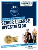 Senior License Investigator