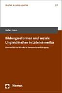 Bildungsreformen und soziale Ungleichheiten in Lateinamerika PDF