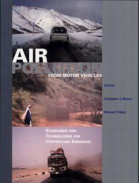 Air Pollution from Motor Vehicles PDF