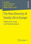 The New Diversity of Family Life in Europe PDF