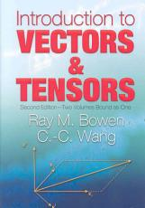 Introduction to Vectors and Tensors PDF