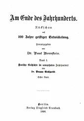 Deutsche geschichte im neunzehnten jahrhundert: Band 1