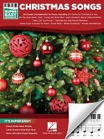 Christmas Songs   Super Easy Songbook PDF