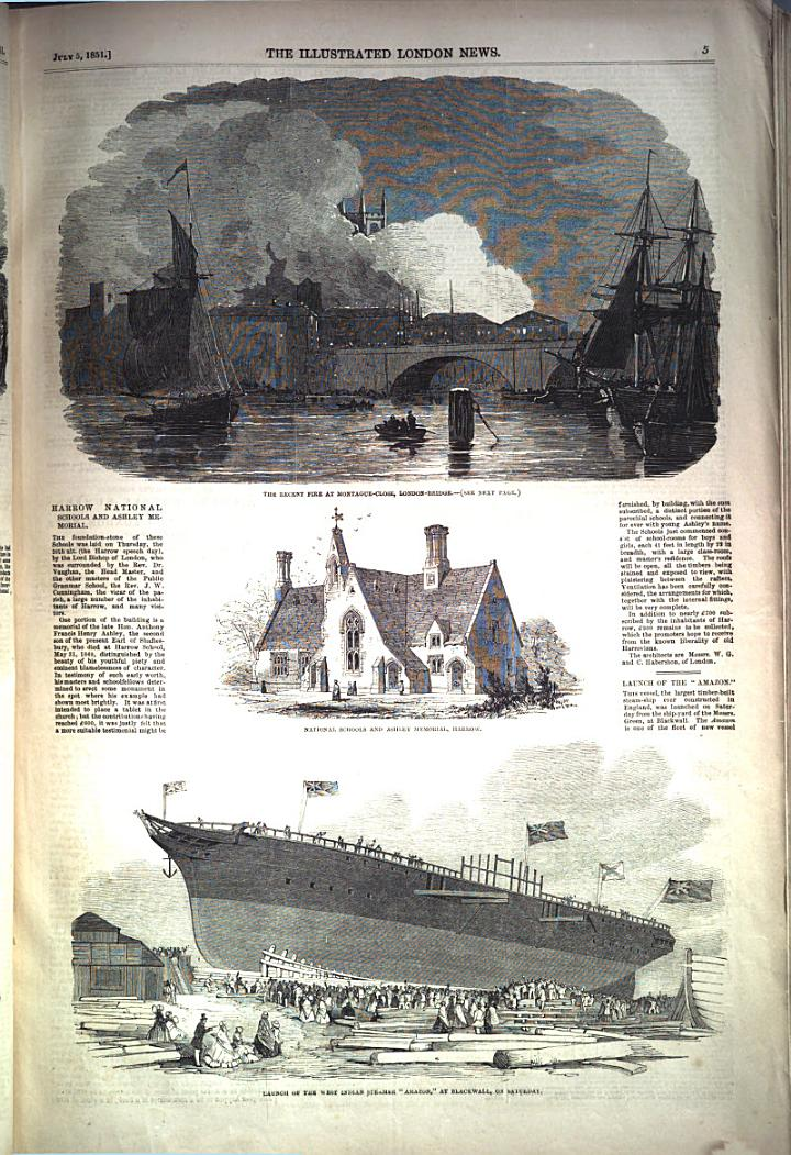 """The"" Illustrated London News"