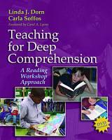 Teaching for Deep Comprehension PDF