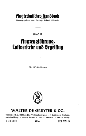 Flugtechnisches handbuch PDF