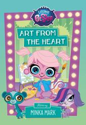 Littlest Pet Shop: Art from the Heart: Starring Minka Mark