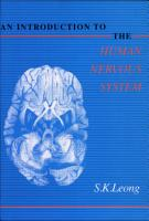 An Introduction to the Human Nervous System PDF
