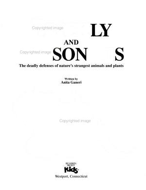 Prickly and Poisonous PDF