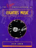 Download The Virgin Encyclopedia of Eighties Music Book
