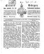 Der Staats-Bürger: eine Zeitschrift für das konstitutionelle Teutschland. 1822