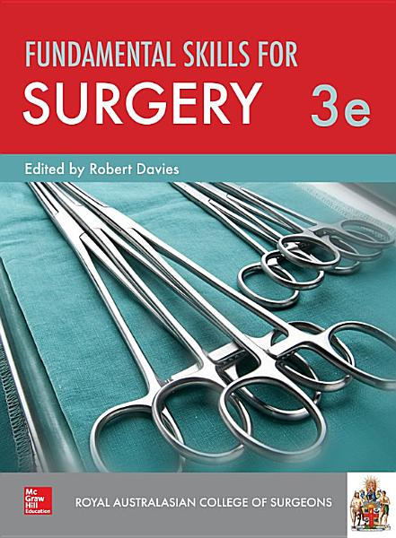 Fundamental Skills for Surgery 3e PDF