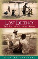 Lost Decency PDF