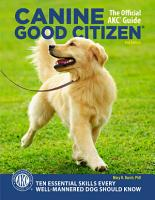 Canine Good Citizen  2nd Edition PDF