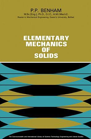 Elementary Mechanics of Solids PDF