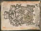 Cantiones sacrae vulgo moteta vocant quatuor vocum: 1. Liber primus