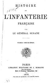 Histoire de l'infanterie française: Volume2