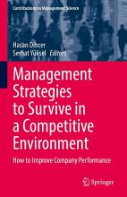 Management Strategies to Survive in a Competitive Environment PDF