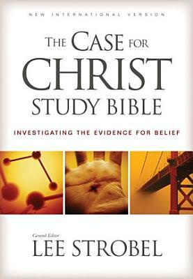 NIV  Case for Christ Study Bible  eBook