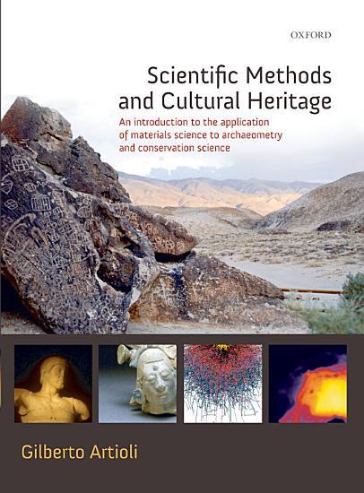 Scientific Methods and Cultural Heritage PDF