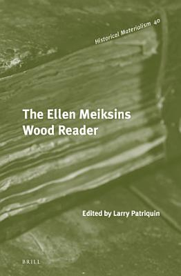 The Ellen Meiksins Wood Reader PDF