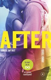 After. Amor infinit (Sèrie After 4) (Edició en català)