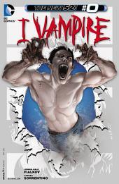 I, Vampire (2012-) #0