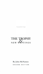 The Trophy   New Writings PDF