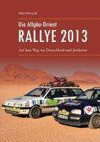 Die Allg  u Orient Rallye 2013 PDF