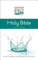 CEB Common English Bible Catholic Edition - eBook [ePub]