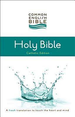CEB Common English Bible Catholic Edition   eBook  ePub  PDF