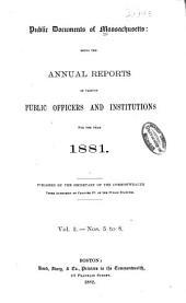 Public Documents of Massachusetts: Volume 2