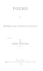 Poems on Scottish and American Subjects