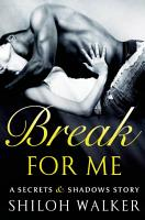 Break For Me PDF