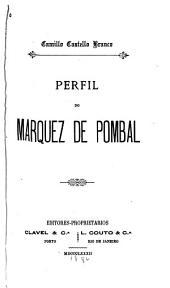 Perfil do marquês de Pombal