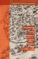 Geoparsing Early Modern English Drama PDF