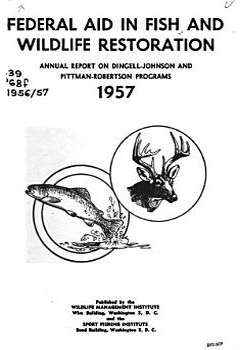 Federal Aid in Fish and Wildlife Restoration PDF