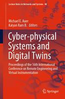 Cyber physical Systems and Digital Twins PDF