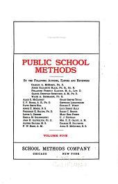 Public School Methods: Volume 5