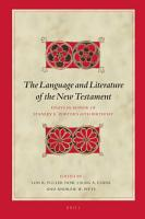 The Language and Literature of the New Testament PDF