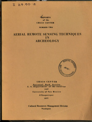 Aerial Remote Sensing Techniques in Archeology