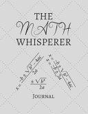 The Math Whisperer Journal PDF