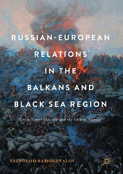 The Black Sea Between The Eu And Russia