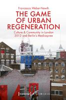 The Game of Urban Regeneration PDF