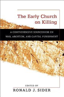 The Early Church on Killing Book