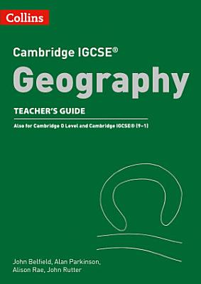 Cambridge IGCSETM Geography Teacher Guide  Collins Cambridge IGCSETM  PDF